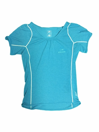 Eider Womens Soul Tee Carribean Sea