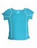 Eider Womens Soul Tee Carribean Sea (Close Out)