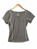 Eider Womens Soul Tee Dark Grey