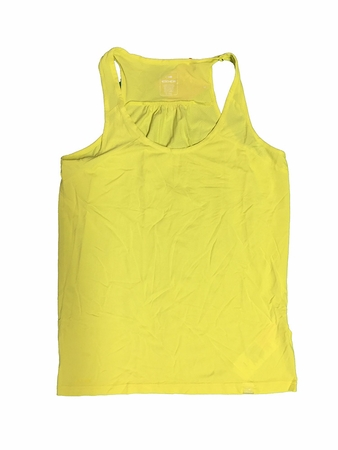Eider Womens Sparkle Tank Yellow Sense