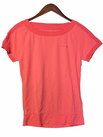 Eider Womens Sparkle Tee Poppy