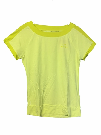 Eider Womens Sparkle Tee Sunny Lime (Close Out)