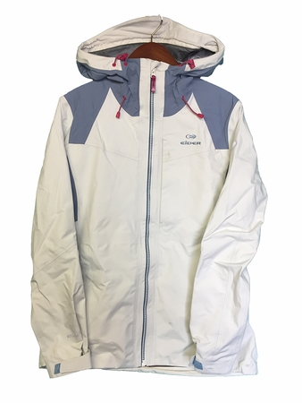 Eider Womens Spencer GTX Jacket Alaska White/ Frost