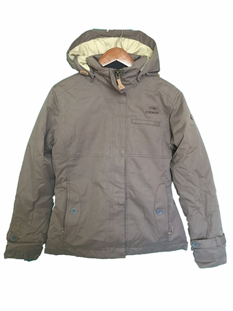 Eider Womens Sulens Jacket Warm Marron (Close Out)