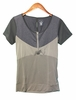Eider Womens Tao 1/2 Zip Dark Grey/ Ghost