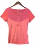Eider Womens Tao 1/2 Zip Poppy/ Flamingo (Close Out)
