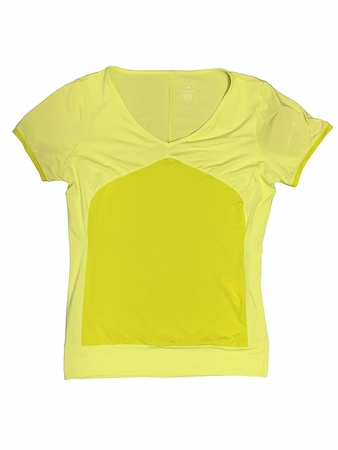 Eider Womens Tao Tee 2.0 Bright Lime/ Sunny Lime