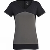 Eider Womens Tao Tee 2.0 Dark Grey/ Ghost