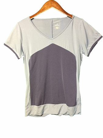Eider Womens Tao Tee 2.0 Purple Shadow/ Light Purple