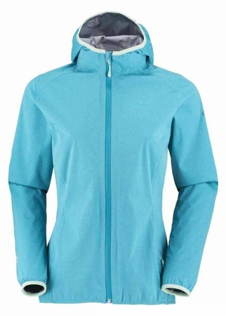 Eider Womens Target Knit Jacket 2.0 Caribbean Sea Cloudy (Close Out)