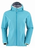 Eider Womens Target Knit Jacket 2.0 Caribbean Sea Cloudy