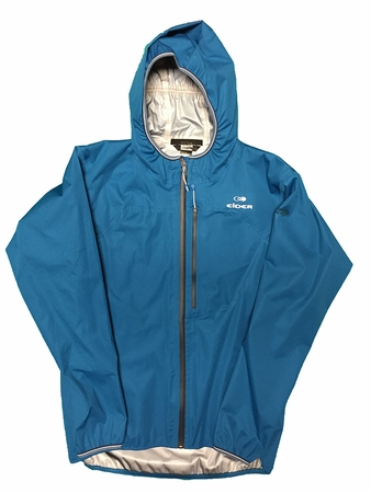 Eider Womens Target Knit Jacket 2.0 Wild Blue