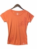 Eider Womens Tonic Tee Coral