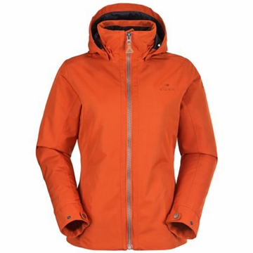Eider Womens Veyrier Jacket Redwood