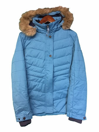 Eider Womens Veyrier Warm Jacket Mountain View