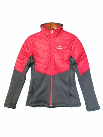 Eider Womens Minakami Jacket Midnight Rose/ Mid Blue