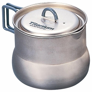 Evernew Titanium Tea Pot 800
