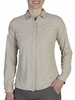 ExOfficio Womens Bugsaway Breez'r Long-Sleeve Shirt Bone (Close Out)