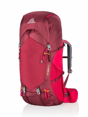 Gregory Amber 60 Chili Pepper Red