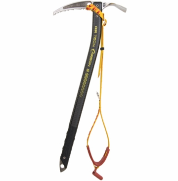 Grivel Air Tech Carbon With Leash 53cm