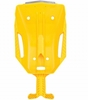 Grivel Steel Blade Shovel Yellow