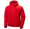 Helly Hansen Mens Alpha 3.0 Jacket Flag Red