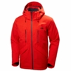 Helly Hansen Mens Juniper II Jacket Alert Red
