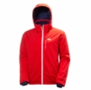Helly Hansen Mens Swift 3 Jacket Alert Red