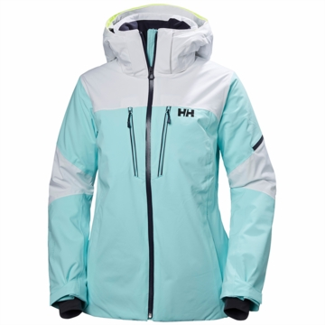 Helly Hansen Womens Motionista Jacket Glacier