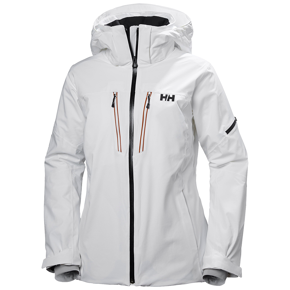 7614aab82b Helly Hansen Womens Motionista Jacket White