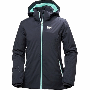 Helly Hansen Womens Spirit Jacket Graphite Blue