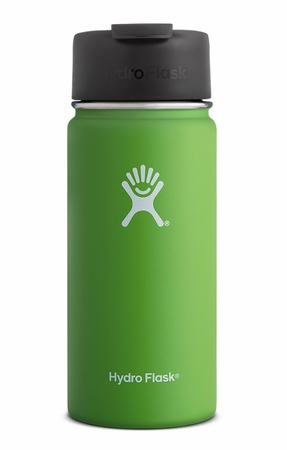 Hydro Flask 16oz Wide Mouth w/ Flip Lid Kiwi