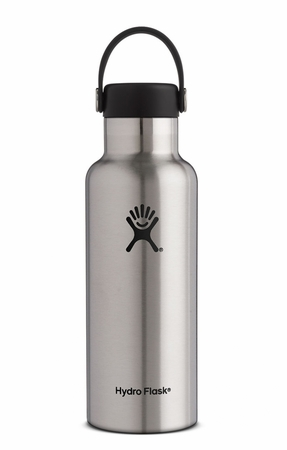 Hydro Flask 18oz Standard Mouth w/ Standard Flex Cap Stainless