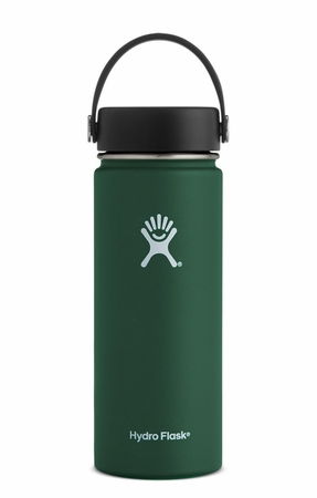 Hydro Flask 18oz Wide Mouth w/ Flex Cap Sage