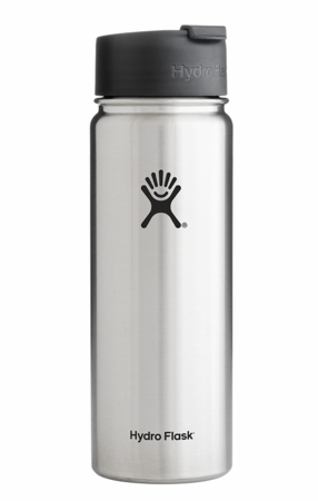 Hydro Flask 20oz Wide Mouth Classic Stainless w/ Flip Cap