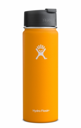 Hydro Flask 20oz Wide Mouth Mango w/ Flip Cap