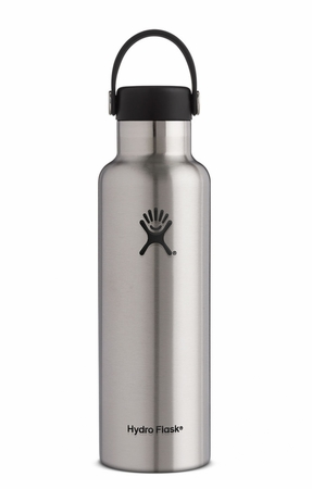 Hydro Flask 21oz Standard Mouth w/ Standard Flex Cap Stainless