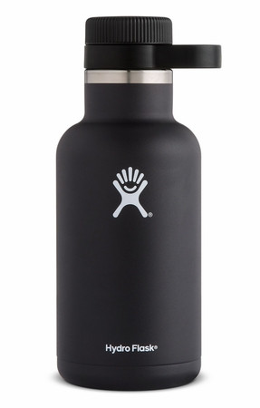 Hydro Flask 64oz Growler Black
