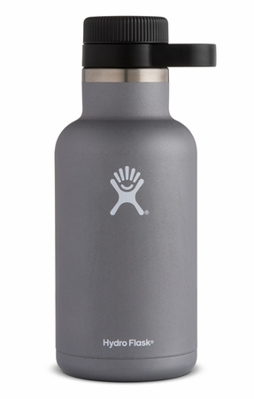 Hydro Flask 64oz Growler Graphite