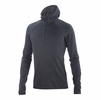 Ibex Mens Indie Hoody Pewter Heather