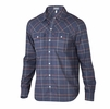 Ibex Mens Taos Plaid Shirt Whiskey Plaid