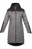 Indygena Womens Kralovna II Grey Steel/ Wool Like