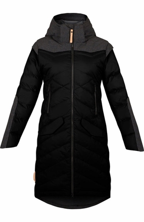 Indygena Womens Kralovna II True Black/ Wool Like