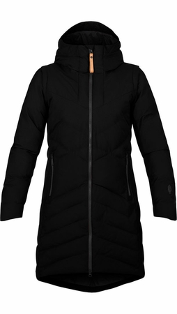 Indygena Womens Krolowa Jacket True Black
