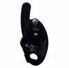 ISC D4 Work Rescue Industrial Descender Black