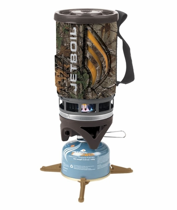 Jetboil Flash Cooking System Real Tree