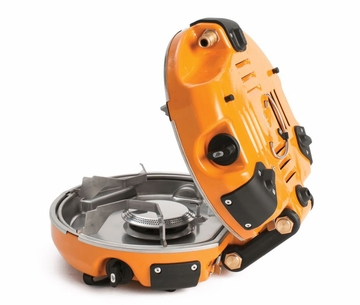 Jetboil Genesis Stove Orange