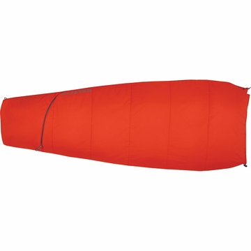 Kelty Rambler 50 Degree Regular Right Hand Sleeping Bag Orange