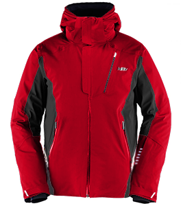 Killy Mens Podium Jacket Red
