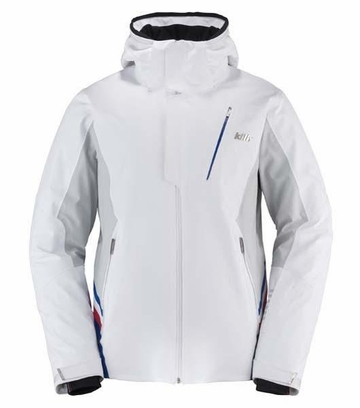 Killy Mens Podium Jacket White